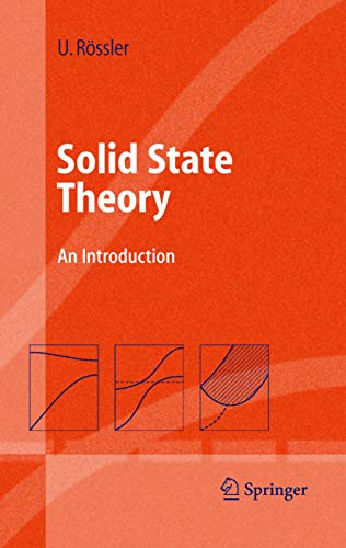 9783540222446: Solid State Theory: An Introduction (Advanced Texts in Physics)