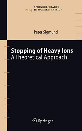 Stopping of Heavy Ions: Peter Sigmund