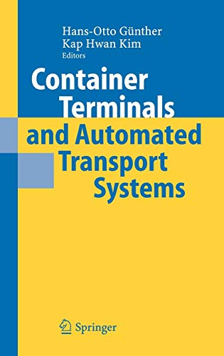 9783540223283: Container Terminals and Automated Transport Systems: Logistics Control Issues and Quantitative Decision Support