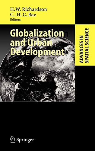 9783540223627: Globalization and Urban Development (Advances in Spatial Science)