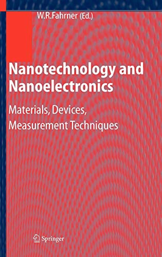 9783540224525: Nanotechnology and Nanoelectronics: Materials, Devices, Measurement Techniques