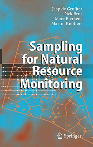 9783540224860: Sampling for Natural Resource Monitoring