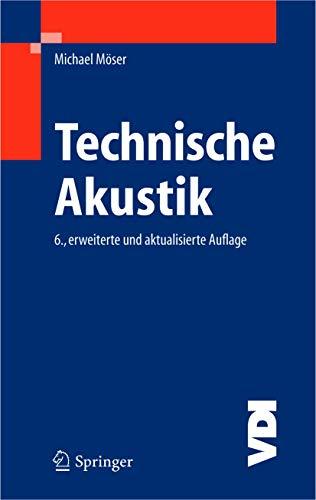 9783540225102: Technische Akustik (VDI-Buch) (German Edition)