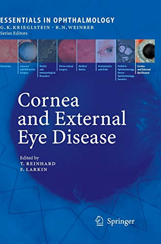 9783540226000: Cornea and External Eye Disease (Essentials in Ophthalmology)