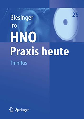 9783540227205: Tinnitus (HNO Praxis heute (abgeschlossen))