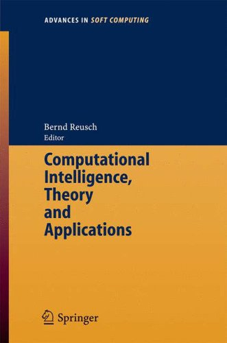 Computational Intelligence, Theory and Applications: Bernd Reusch