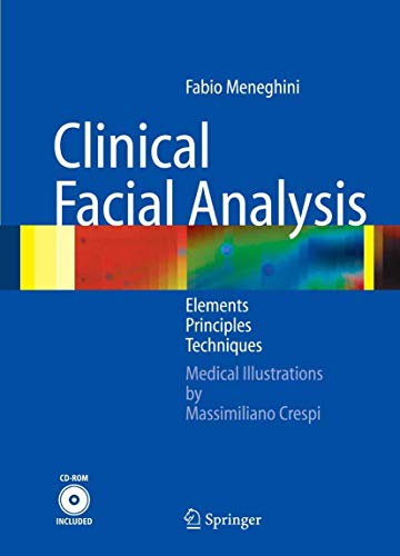 9783540228325: Clinical Facial Analysis: Elements, Principles, and Techniques