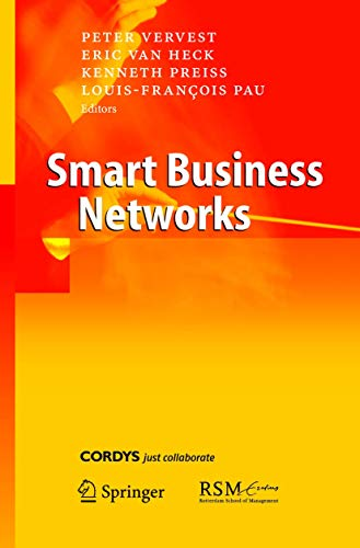 9783540228400: Smart Business Networks