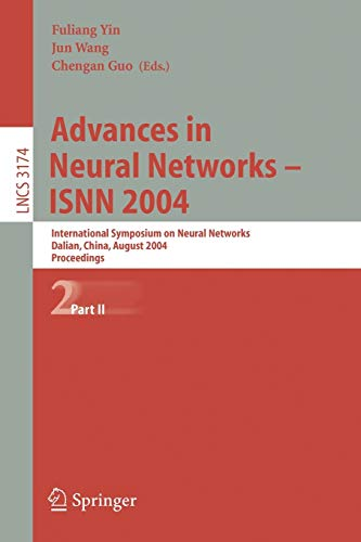 Advances in Neural Networks - ISNN 2004: