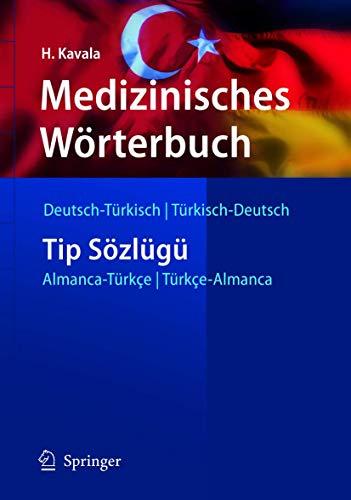 9783540228769: Medizinisches Worterbuch Deutsch-Turkisch/Turkisch-Deutsch (Springer-Wvrterbuch)