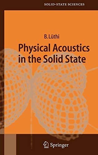 9783540229100: Physical Acoustics in the Solid State (Springer Series in Solid-State Sciences)