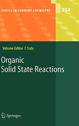 Organic Solid State Reactions: Fumio Toda