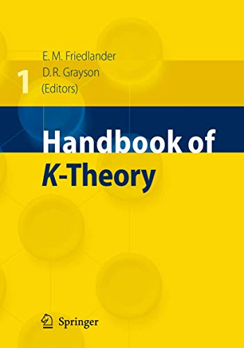 9783540230199: Handbook of K-Theory, 2 volume set (English and French Edition)