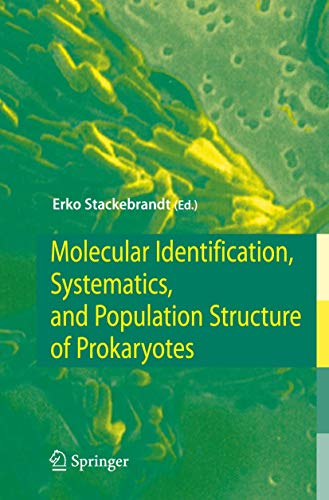 9783540231554: Molecular Identification, Systematics, and Population Structure of Prokaryotes