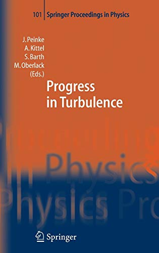 Progress in Turbulence: Joachim Peinke