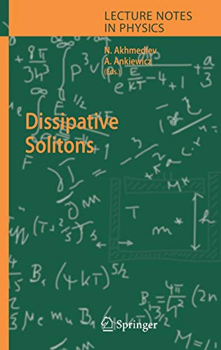 9783540233732: Dissipative Solitons