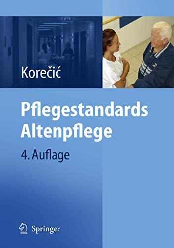 9783540235088: Pflegestandards Altenpflege