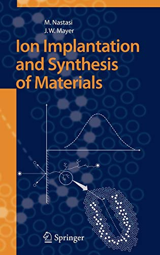 9783540236740: Ion Implantation and Synthesis of Materials (Springer Series in Materials Science)