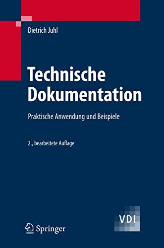 9783540238133: Technische Dokumentation: Praktische Anleitungen und Beispiele (VDI-Buch)