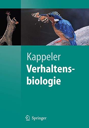 9783540240563: Verhaltensbiologie (Springer-Lehrbuch) (German Edition)
