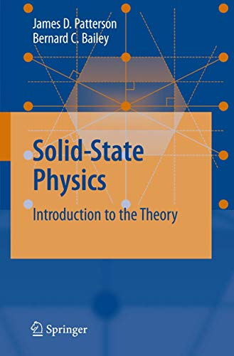 9783540241157: Solid-State Physics: Introduction to the Theory