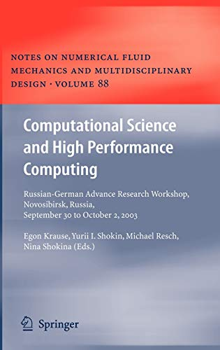 Computational Science and High Performance Computing: Russian-German Advanced Research Workshop, ...