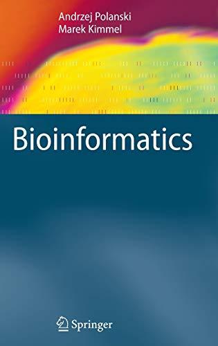 9783540241669: Bioinformatics