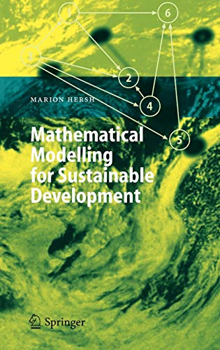 9783540242161: Mathematical Modelling for Sustainable Development (Environmental Science and Engineering)