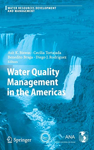 Water Quality Management In The Americas: Biswas
