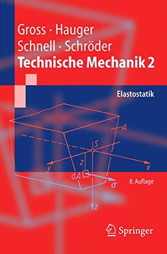 9783540243120: Technische Mechanik: Band 2: Elastostatik (Springer-Lehrbuch) (German Edition)