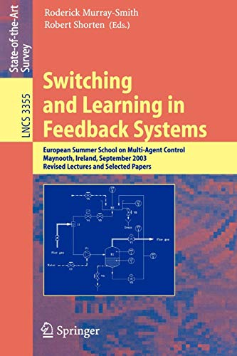 Switching and Learning in Feedback Systems : Roderick Murray-Smith; Robert