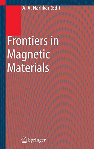 Frontiers in Magnetic Materials: Anant V. Narlikar