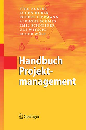 9783540250401: Handbuch Projektmanagement (German Edition)