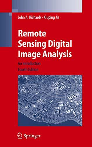 9783540251286: Remote Sensing Digital Image Analysis: An Introduction