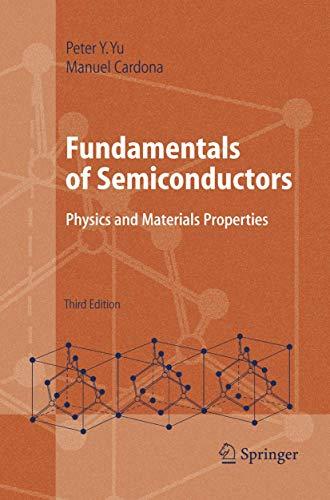 9783540254706: Fundamentals of Semiconductors: Physics and Materials Properties