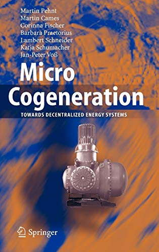 9783540255826: Micro Cogeneration: Towards Decentralized Energy Systems