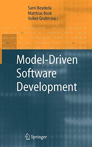 9783540256137: Model-Driven Software Development