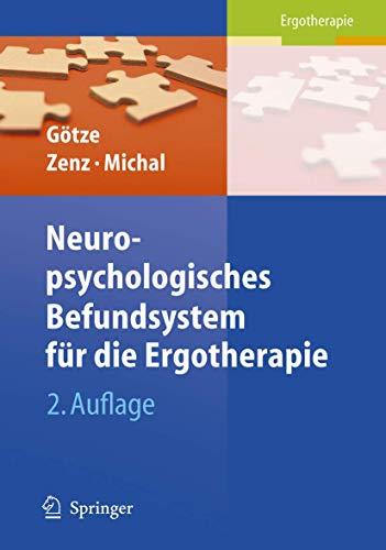 9783540256212: Neuropsychologisches Befundsystem Fur Die Ergotherapie