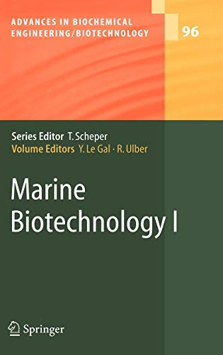 Marine Biotechnology 1: Yves Le Gal