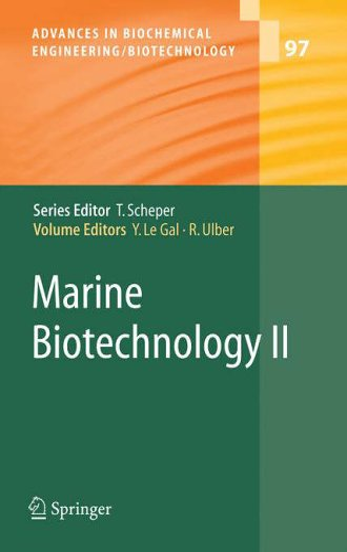 Marine Biotechnology 2: Yves Le Gal