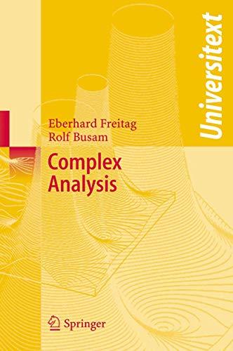 9783540257240: Complex Analysis (Universitext)