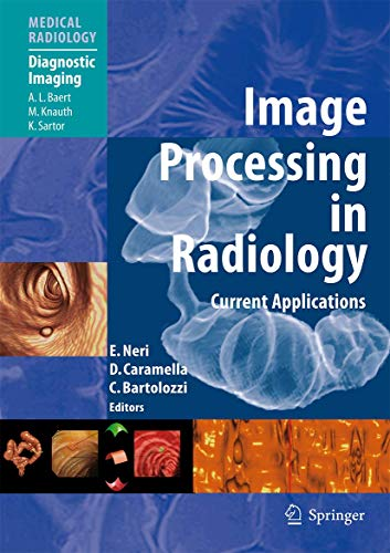 9783540259152: Image Processing in Radiology: Current Applications (Medical Radiology)