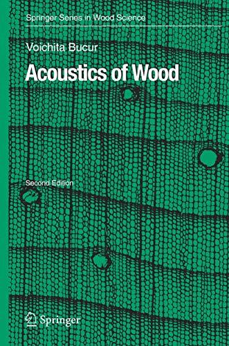 9783540261230: Acoustics of Wood (Springer Series in Wood Science)