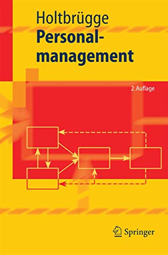 9783540261469: Personalmanagement (Springer-Lehrbuch)