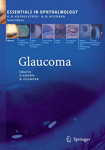 9783540262206: Glaucoma (Essentials in Ophthalmology, Vol. 2) (v. 2)