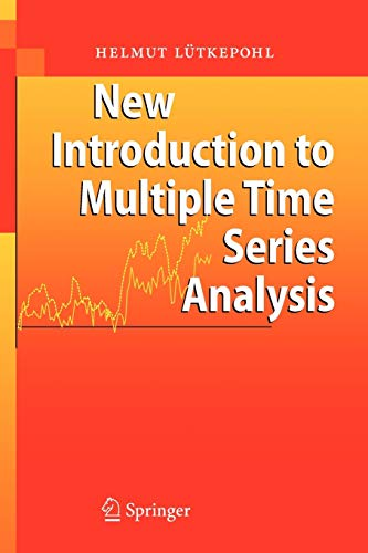 9783540262398: New Introduction to Multiple Time Series Analysis