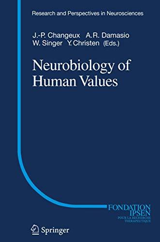 Neurobiology of Human Values: J.-P. Changeux