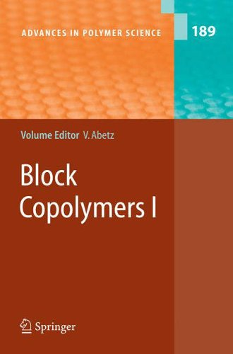 Block Copolymers I: Volker Abetz