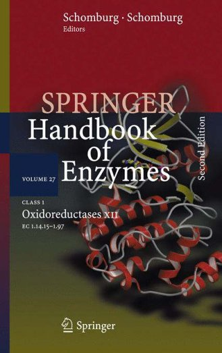 Handbook of Enzymes: Dietmar Schomburg