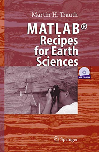 9783540279839: MATLAB® Recipes for Earth Sciences
